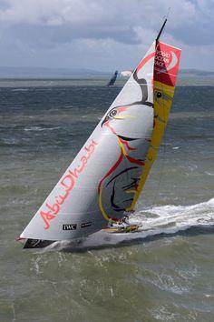 Volvo Ocean Race 2014-2015 ADOR