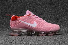 4d9f440dc63f2 Women s Nike Vapormax KPU TPU Running Shoes Pink White 849558-019 UK  Trainers Sale
