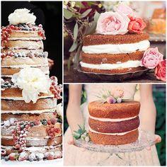 http://gobtube.com New trend minimalist wedding cakes