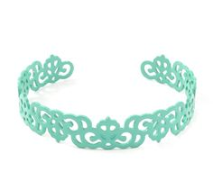 This would look awesome as a tattoo Logan Bracelet in Mint on Emma Stine Limited