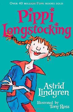 Pippi Longstocking: Amazon.co.uk: Astrid Lindgren, Tony Ross: Books