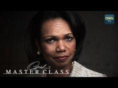 Dr. Condoleezza Rice's Memories of the Civil Rights Movement | Master Class | Oprah Winfrey Network - YouTube