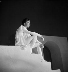 Sodome et Gomorrhe de Jean Giraudoux, au théâtre Hebertot, 1943, Studio Harcourt Charenton-le-Pont, Médiathèque de l'Architecture et du Patrimoine