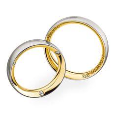 Unser Trapezring - Oft versucht zu kopieren, aber nie erreicht www.marrying.at