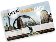 cOPENhagen Card -- transport and admission to lots of places