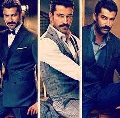 Turkish actor Kenan Imirzalioglu