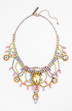8 Other Reasons 'Showtime' Bib Necklace available at #Nordstrom