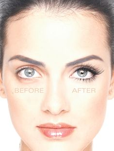 Eyelash Extensions really make your eyes stand out. They look natural and last for up to six weeks!