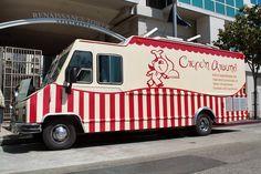 Crepe'n Around Food Truck