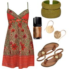 Morning Glory, created by blue-star-marie on Polyvore