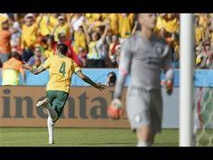 FIFA WORLD CUP 2014:AUSTRALIA 2 VS NETHERLANDS 2 PREVIEWS #fifa #brazil #australia #holland #caferio #neymar  #robinvanpersie  #fifaworldcup2014 #worldcup2014 #angelinajolie #shakiralalalabrasil2014 #shakira #messi #cronaldo #oscar #mikelobi #netherlands #spain #germany #itália #mexico #ghana #usa #uruguay