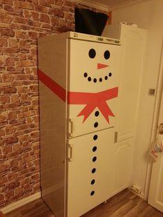 Snowman in 2013
