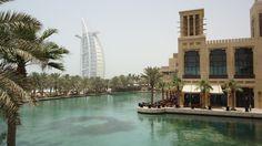 Mina A' Salam resort in Dubai, U.A.E.
