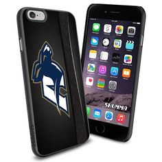 """NCAA-Akron_Zips_Helmet, iPhone 6 4.7"""" Case Cover Protector for iPhone 6 TPU Black Rubber Case SHUMMA http://www.amazon.com/dp/B011SC395Q/ref=cm_sw_r_pi_dp_L9nswb03XQWF7"""