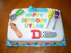 ... Handy Manny Birthday Cake | by Mrs Duff