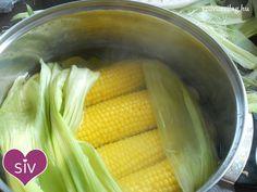 Kukorica főzés - Elkészült főtt kukorica Vegetables, Recipes, Food, Recipies, Essen, Vegetable Recipes, Meals, Ripped Recipes, Yemek