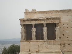 The Caryatid Porch