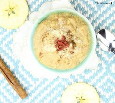 This simple, sweet apple sauce is a perfect light snack. A blender is required.