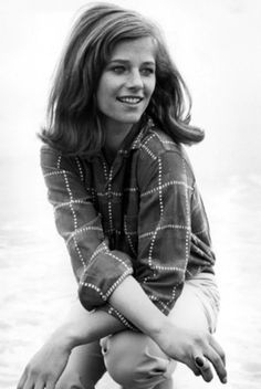 Charlotte Rampling, 1960s Style Icon
