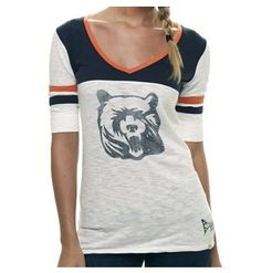 Chicago Bears '91 Bearhead Debut T-Shirt