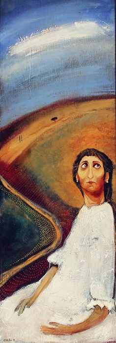 WAITING by Guga Tevdoradze (b1986 Tbilisi, GEORGIA) | გუგა თევდორაძე