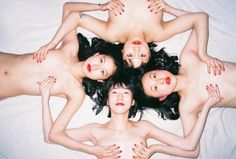 Ren Hang's radical #photography