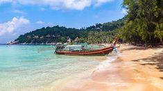 Among Koh Samui, Koh Phangan and Koh Tao, Koh Tao is definitly my prefered spot. Harder to reach, from Koh Samui and from Koh Ph. Thailand Shopping, Thailand Travel, Freedom Beach, Thailand Destinations, Koh Phangan, Amazing Sunsets, Koh Tao, Best Memories, Beach Resorts