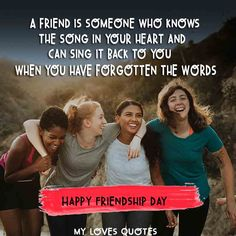 33 Best Happy Friendship Day Quotes Images Happy Friendship Day Quotes Friendship Day Quotes Happy Friendship Day