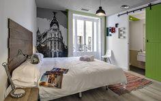 U Hostels an Alternative Concept for the Urban Traveler