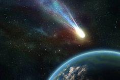 #News  Dois objetos espaciais estão se aproximando rapidamente da Terra, alerta NASA