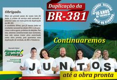 Anúncio de Jornal - Alexandre Silveira