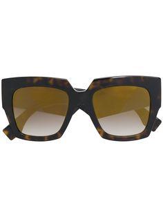 Ivory Linda Farrow Edition 166 C4 Sunglasses Dries Van Noten nqjFl