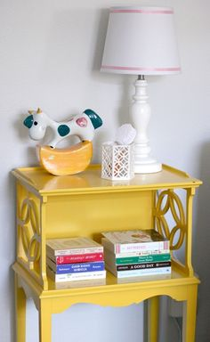 Paint Your World Bright With Yellow Furniture Ideas Cheap Furniture, Unique Furniture, Discount Furniture, Furniture Projects, Furniture Makeover, Home Furniture, Furniture Sets, Refinished Furniture, Painting Furniture