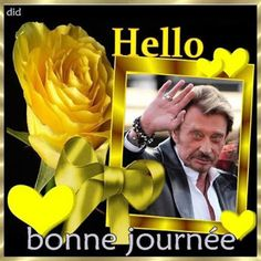 les ami(es) de Johnny Hallyday !!!!! – Communauté – Google+ Johnny Haliday, Christian Audigier, Singing, Idole, Messages, Rockers, Photos, Movie Posters, King