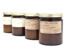 P.F. Candle Co. Candles are now back in stock!! Yay! www.mooreaseal.com
