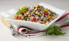 Quinoa Summer Salad – Gluten Free Recipe