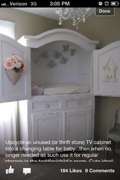 Changing table- into storage later