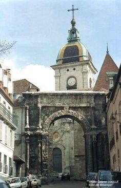 PORTE NOIRE - BESANCON #besancon #franchecomte #besanconfranchecomte #citadellebesancon