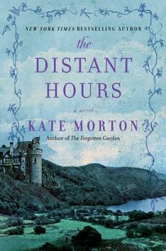 The Distant Hours:  This book is amazing, it's beautifully written, and the way she writes pulls you into another world.