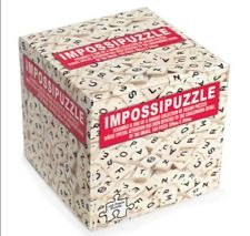 Check This Out! Impossipuzzle Scramble Scrabble Cube 100 Piece Jigsaw Puzzle #OnSale #Discount #Shopping #AddMe #FollowMe #BestPins