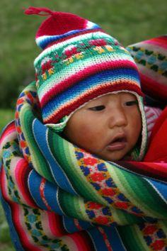 peruvian babies are beautiful!