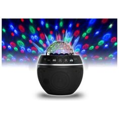 Buy iDance BB10(BK) Disco Lights Bluetooth Party Ball at Argos.co.uk - Your Online Shop for Karaoke machines.