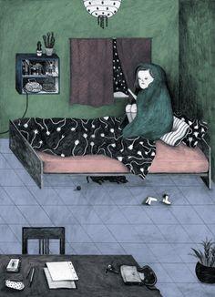 Italian Artist Alessandra de Cristofaro