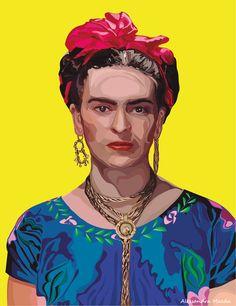 071 Frida Kahlo