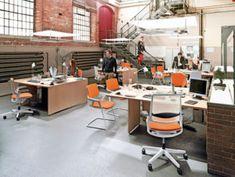 Open Office Desk Ideas