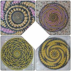 Мастер-класс Плетение Панно Скромный мк середины Трубочки бумажные фото 1