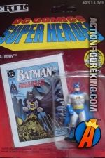 die-cast metal Batman figure (raised fist version) from DC Comics and ERTL. Please visit our site for pricing and availability. Batman Figures, Action Figures, Raised Fist, Batman Collectibles, Dc Comics Heroes, Metal Casting, Vintage Toys, Diecast, The Past