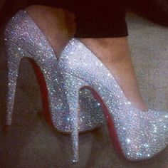 Sparkles are my favorite color!