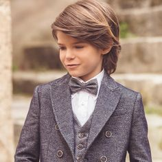 Cool 50 Charming Boys Long Hairstyles For Your Kid