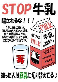 牛乳のウソ&ホント |ひふみ塾 世回りブログ